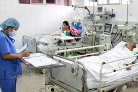 Điều trị tích cực cho bệnh nhân mắc bệnh bạch hầu ở Bình Phước