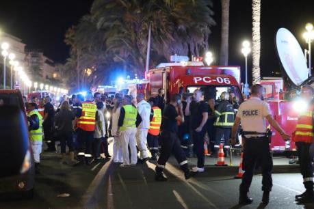 Vụ tấn công tại Pháp: Số người thiệt mạng tiếp tục tăng