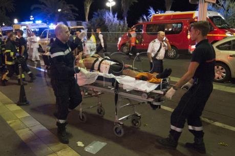 Vụ tấn công tại Pháp: Italy siết chặt kiểm soát biên giới với Pháp