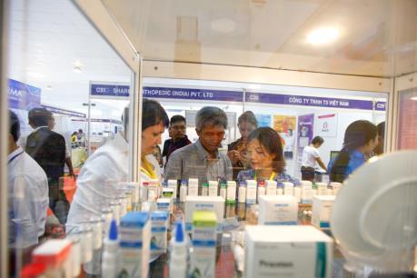 Sắp diễn ra Triển lãm quốc tế chuyên ngành về dược phẩm và trang thiết bị y tế