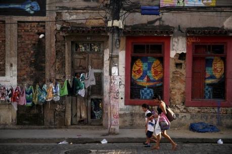 Kinh tế Brazil ngày càng xuống dốc
