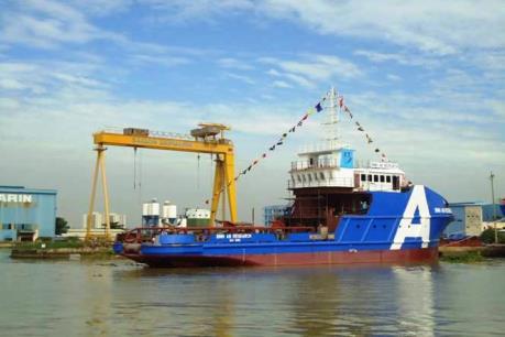 Hải Phòng: Nổ khí mê tan tại Nhà máy Đóng tàu Bình An
