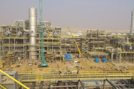 Tạm dừng súc rửa đường ống dẫn dầu thô của Công ty Lọc hóa dầu Nghi Sơn
