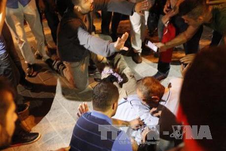 Vụ đảo chính Thổ Nhĩ Kỳ: Bom nổ ở trụ sở Quốc hội