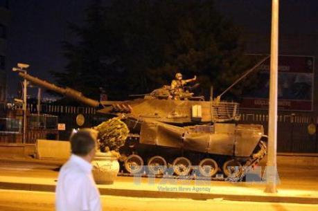 Vụ đảo chính tại Thổ Nhĩ Kỳ: Phản ứng của LHQ, EU và NATO