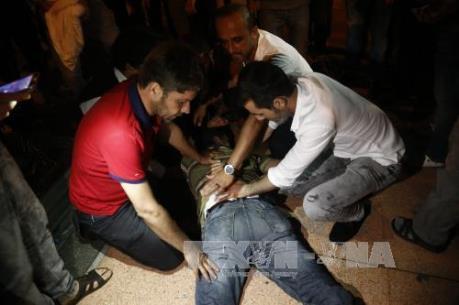 Vụ đảo chính tại Thổ Nhĩ Kỳ: Đã có ít nhất 42 người thiệt mạng