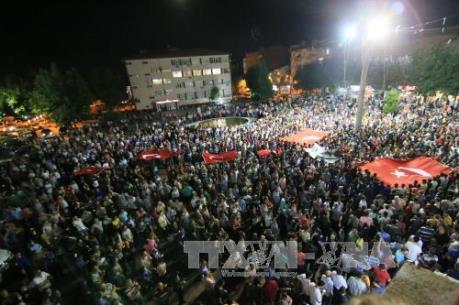 Vụ đảo chính ở Thổ Nhĩ Kỳ: Thủ lĩnh đảo chính là cựu đại tá quân đội