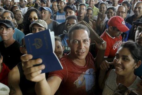 Cuba tiếp tục phản đối chính sách nhập cư của Mỹ