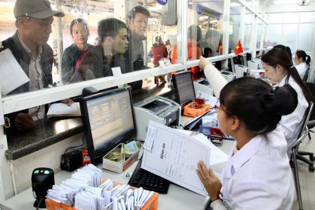 33 dịch vụ sự nghiệp công về y tế - dân số sử dụng ngân sách nhà nước