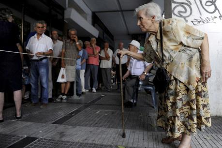 Hy Lạp vẫn đứng trước một tương lai bất định