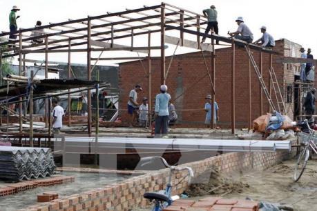 Đề xuất kéo dài chương trình xây cụm, tuyến dân cư vùng ngập lũ