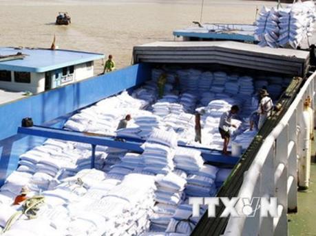 Xuất khẩu gạo vẫn trầm lắng