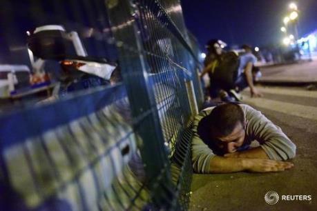 EU lo ngại chính quyền Ankara bắt giữ gần 3.000 thẩm phán và công tố