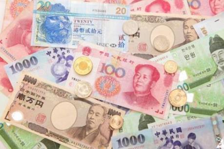 Diễn biến mới trên thị trường tiền tệ thế giới