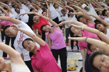 Tập thể dục giúp giảm nguy cơ mắc 13 căn bệnh ung thư