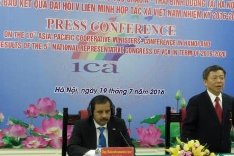 Tăng cường sự hợp tác giữa các Chính phủ và khu vực hợp tác xã