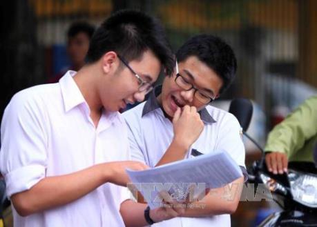 Cụm thi TP. Hồ Chí Minh: Có ít thí sinh đạt điểm cao