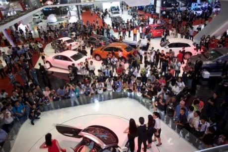 Sắp diễn ra triển lãm ô tô quốc tế Việt Nam lớn nhất từ trước đến nay