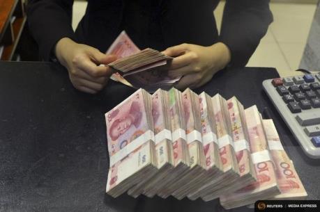 Diễn biến mới trên thị trường tiền tệ Trung Quốc