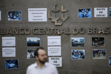 Ngân hàng trung ương Brazil giữ nguyên lãi suất