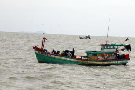 Giải quyết tranh chấp trên ngư trường vùng biển Tây Nam