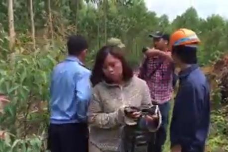 Phú Thọ: Có hay không việc phóng viên bị hành hung trong khi tác nghiệp