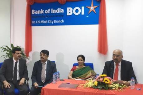 Khai trương hai chi nhánh ngân hàng nước ngoài tại Tp. Hồ Chí Minh
