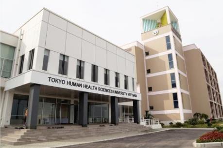 Khánh thành trường Đại học Y khoa Tokyo Việt Nam