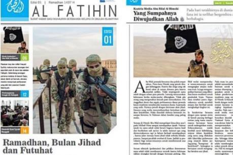 Singapore cấm lưu hành tờ báo có liên hệ với IS