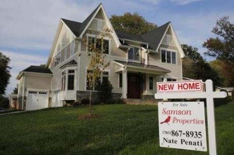 Mỹ: Doanh số bán nhà tháng Sáu cao nhất trong hơn chín năm