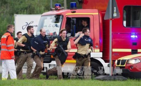 Vụ xả súng tại Đức: Cảnh sát xác nhận xảy ra tấn công khủng bố ở Munich