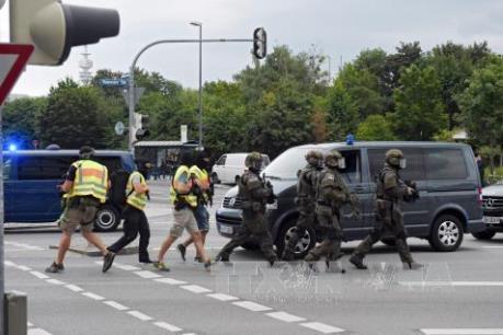 Vụ xả súng tại Đức: Cảnh sát xác nhận có nhiều người thiệt mạng