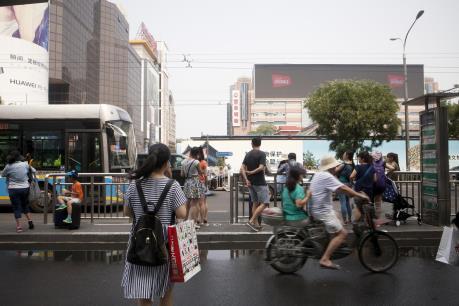 Kinh tế Trung Quốc dự kiến sẽ tăng trưởng 6,5% trong năm nay