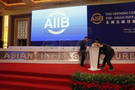 Hy Lạp sẽ nộp đơn gia nhập AIIB trong tháng 8/2016
