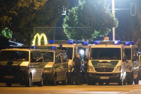 Vụ xả súng ở Đức: Pháp, Canada lên án vụ tấn công