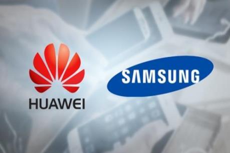 Samsung kiện Huawei vi phạm bằng sáng chế