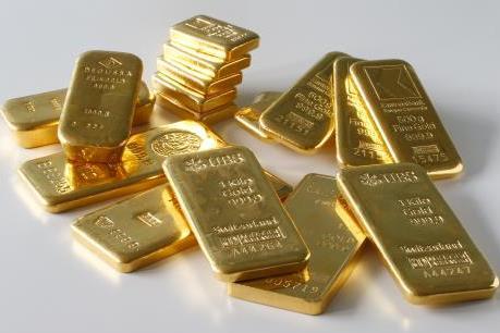 Giá vàng giảm tuần thứ hai liên tiếp