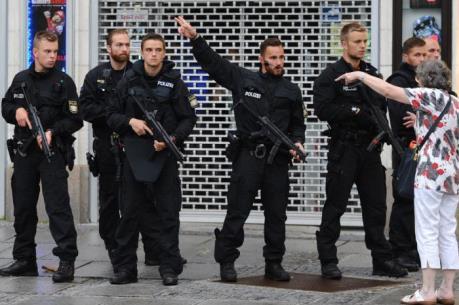 """Cảnh sát Đức phá một âm mưu """"cuồng sát"""""""
