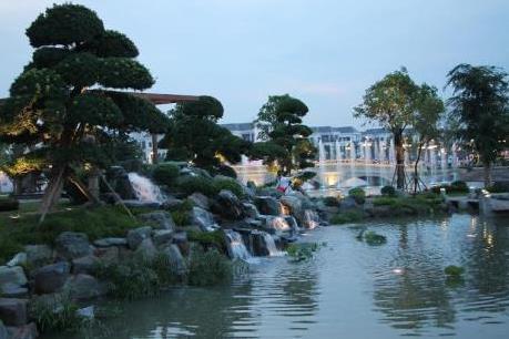 Khai trương kỹ thuật công viên ven sông lớn nhất cả nước