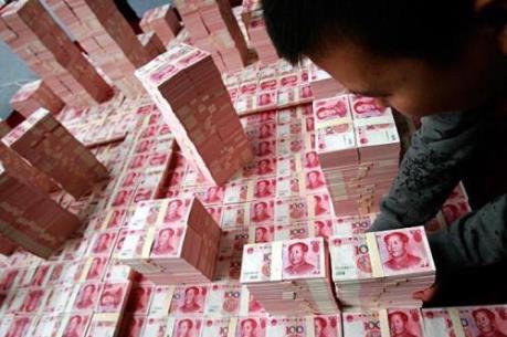 Nợ của Trung Quốc vượt xa các nước đang phát triển khác