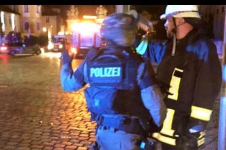 Vụ nổ ở Bayern (Đức) là hành động tấn công có chủ đích
