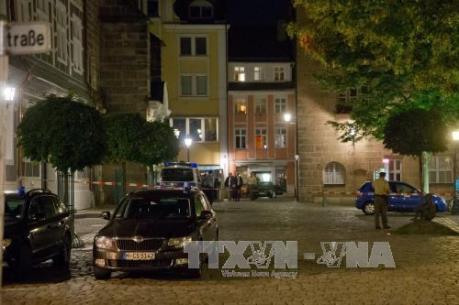 Đức không loại trừ vụ nổ bom ở Ansbach là hành động khủng bố