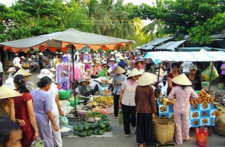 Giá cả thị trường thực phẩm trong nước ngày 25/7