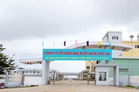 Quảng Nam: Nhiều sai phạm tại Công ty Sô đa Chu Lai trong bảo vệ môi trường