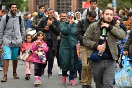 Vụ xả súng tại Đức khuấy động lại cuộc tranh cãi nhập cư