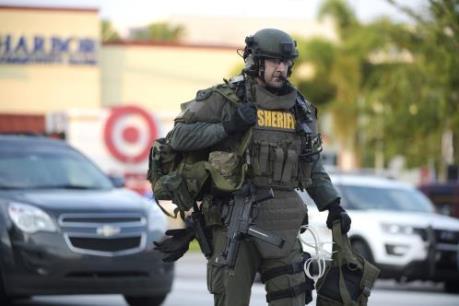 Mỹ: Xả súng làm ít nhất 16 người thương vong tại bang Florida