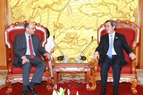 Thứ trưởng Tài chính Hoa Kỳ: Việt Nam là một đối tác quan trọng trong khu vực