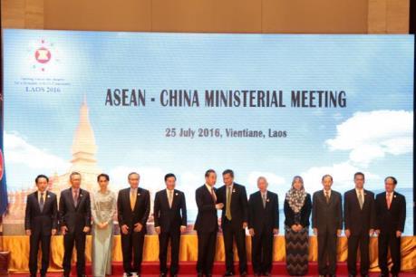 ASEAN và Trung Quốc nỗ lực đạt mục tiêu thương mại hai chiều 1.000 tỷ USD