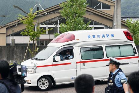 Tấn công bằng dao khiến ít nhất 15 người thiệt mạng tại Sagamihara (Nhật Bản)
