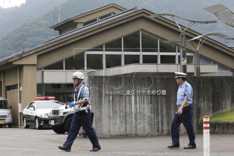 Tin mới nhất về vụ tấn công bằng dao ở Nhật Bản
